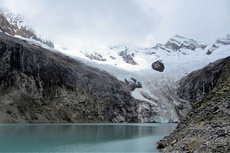 La Laguna de Arhuaycocha