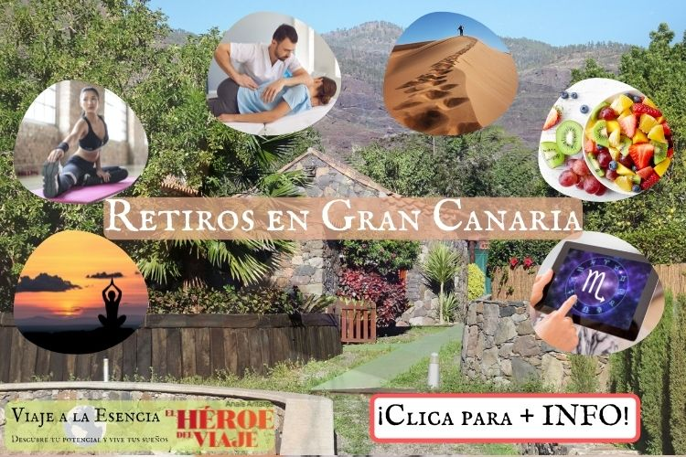 Retiros en Gran Canaria